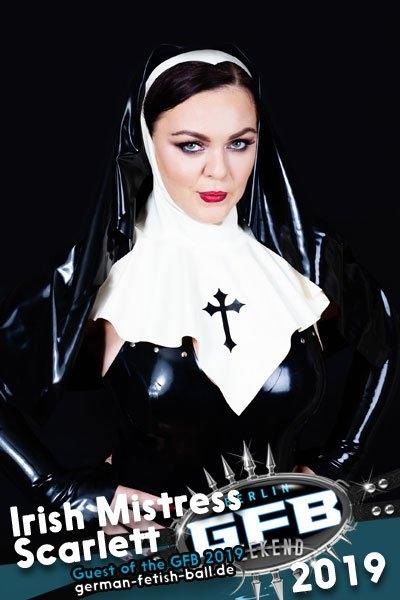 Irish Mistress Scarlett