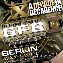 Das German Fetish Ball Wochenende