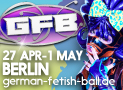 German Fetish Ball Wochenende 2017 | 27 April -1 Mai in Berlin